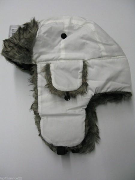 Damen Fellmütze Schapka Mütze Wintermütze verschiedene Farben NEU