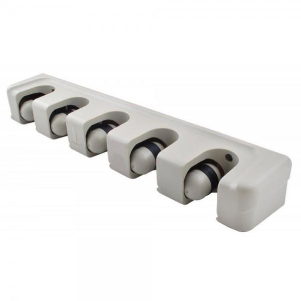 Gerätehalter Werkzeughalter Werkzeugleiste Besenhalter Wandhalterung Haken