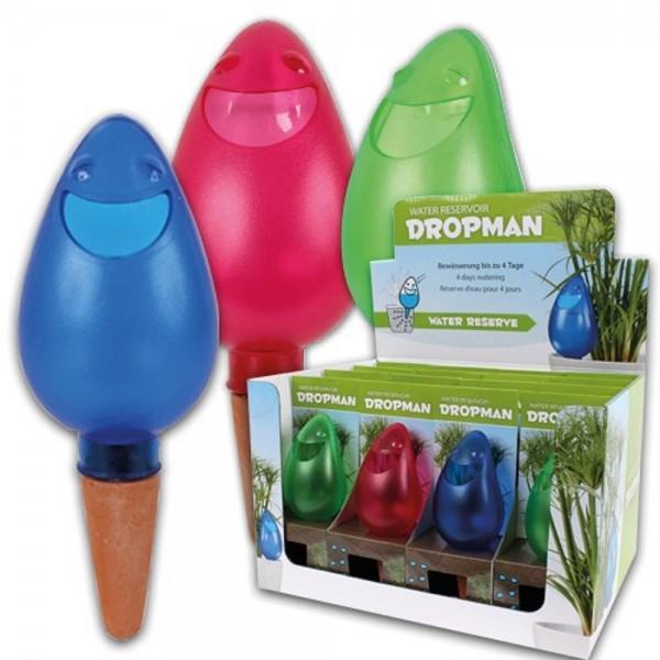 Bewässerung für Blumentöpfe Wasserspender Dropman Pflanzen Blumentopf Neu