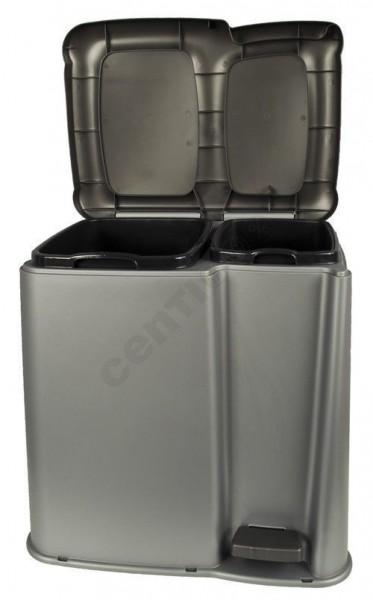 Mülleimer Abfalleimer Treteimer Windeleimer Ordungshelfer 1x 13 L +1 x 6 Liter Centi