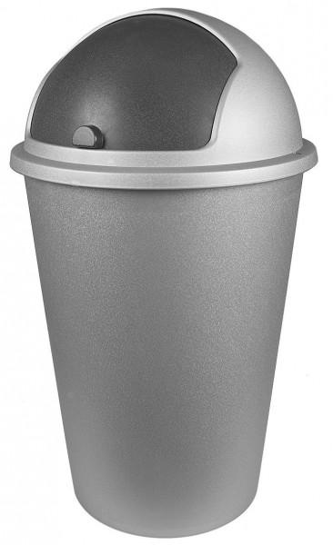 Mülleimer Abfalleimer Papiereimer Komposteimer Eimer mit Schiebedeckel ca. 50 Liter NEU