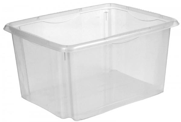 Aufbewahrungsbox Multibox Lagerbox Box Stapelbox Kunststoffbox 24 Liter NEU